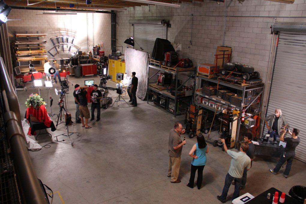 Production Lighting and Grip Rentals JR Lighting Educates