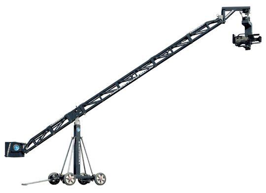 Maxi Jib Camera Crane Rental - JR Lighting Las Vegas