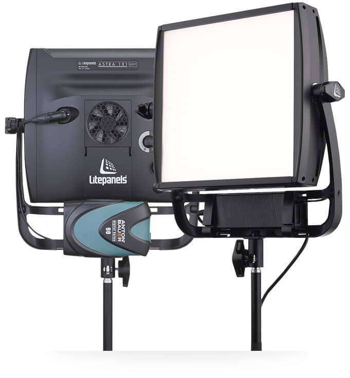 Litepanels Astra | JR Lighting and Grip Rental