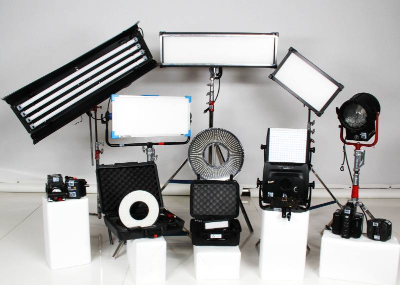 JR Lighting - LED Lighting Rental
