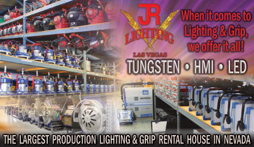 JR Lighting Rental Las Vegas